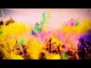 Фестиваль красок (ХОЛИ) в штате Юта
