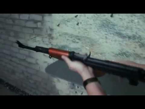 Теракт в Керчи - сравнение выстрелов