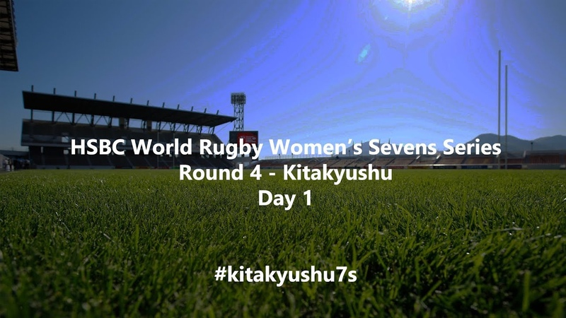 HSBC Womens World Rugby Sevens Series 2019 - Kitakyushu Day 1