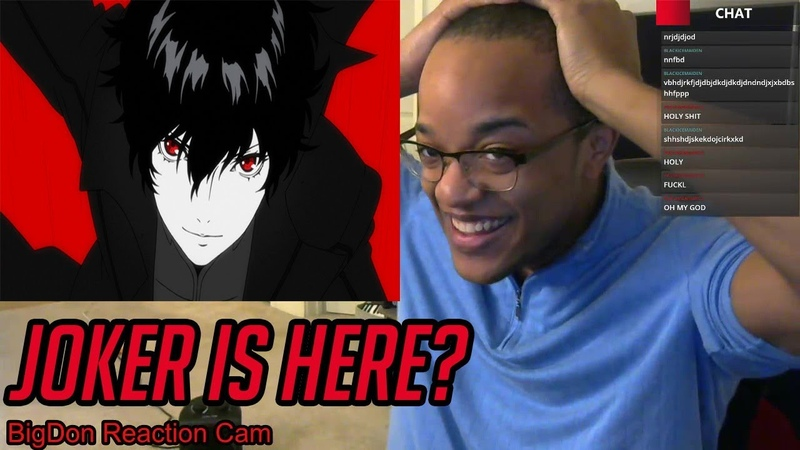 JOKER IS IN SMASH? My INSANE Reaction to the reveal!