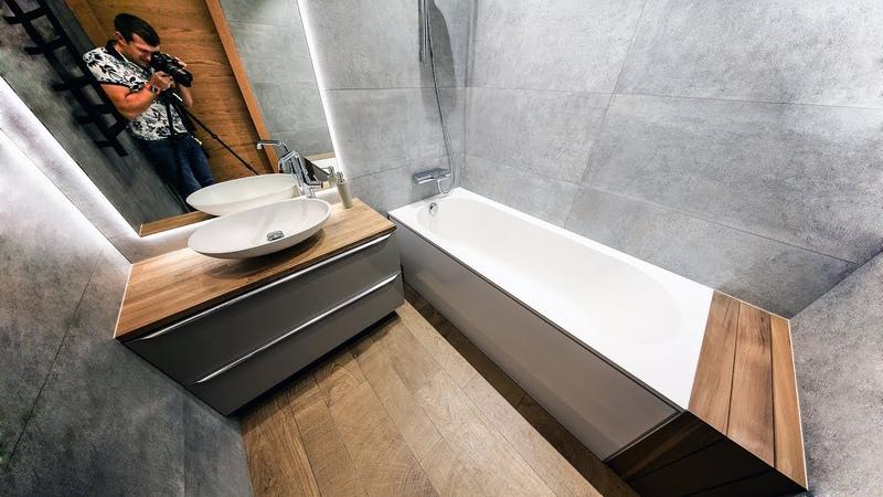 САМАЯ КРАСИВАЯ ванная своими руками   Идеи для ванной комнаты 4 - я серия