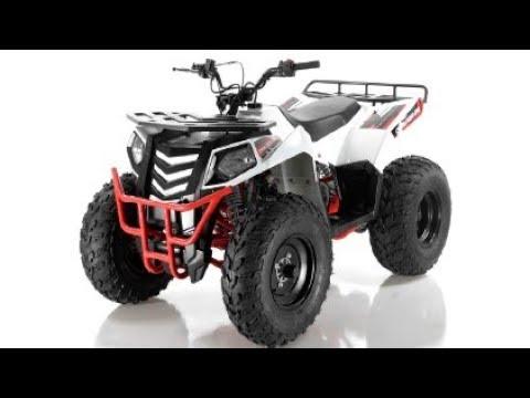 Машинокомплект (ATV) COMMANDER 200 (в сборе)
