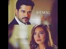 Я тебя отпускаю Черная любовь Kara sevda Нихан и Кемаль Я любила тебя
