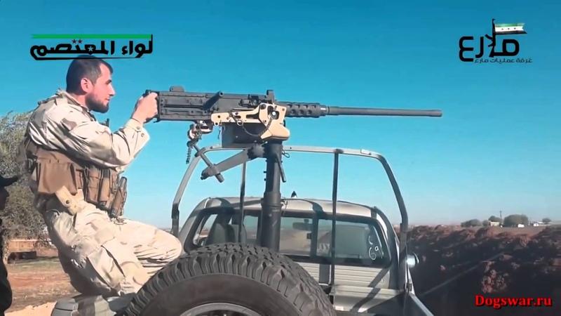 Тачку на прокачку от ИГИЛ