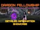 Dragon Expedition  Fellowship ALL FOUR Unique Special Skill Heraldry Showcase - Dragon Nest SEA