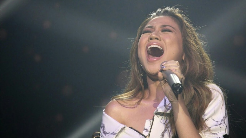 The G5 OMG! Stone Cold | Morissette Amon @ Hey Matteo Concert