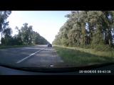 ДТП с фурой 05.08.2018 трасса Чернигов - Киев
