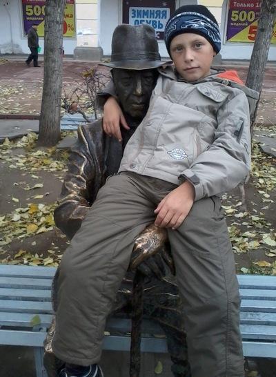 Саша Калашников, 9 декабря 1997, Улан-Удэ, id186076513