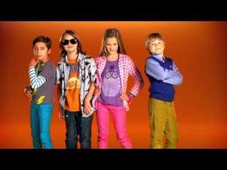 Никки, Рикки, Дикки и Дон - Nickelodeon