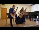 А.Вивальди - Анданте из концерта для двух мандолин и струнного оркестра