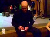 Петр Мамонов - Интервью, Зеленоград, после спектакля 20.03. 2014