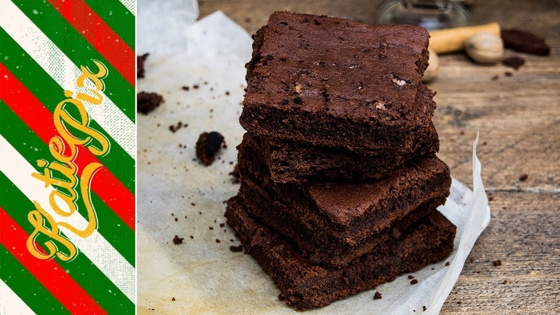 Festive Mulled Wine Brownies Recipes Katie Pix