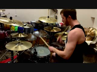 August Burns Red - King Of Sorrow Drum Cover by Alexander Dovgan'