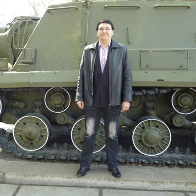 Эльдар Ихсанов, 1 апреля , Омск, id145987455