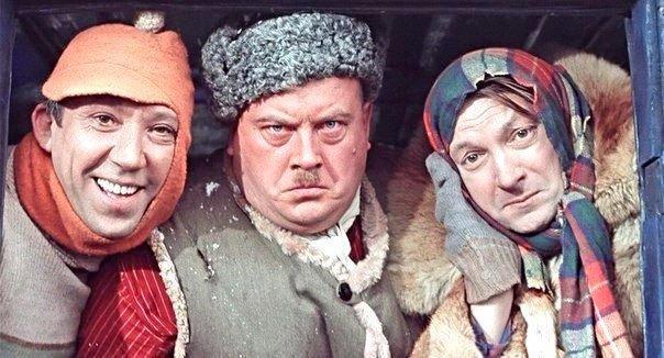 Подборка лучших советских фильмов на все временна