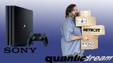Quantic Dream Ушли из Sony
