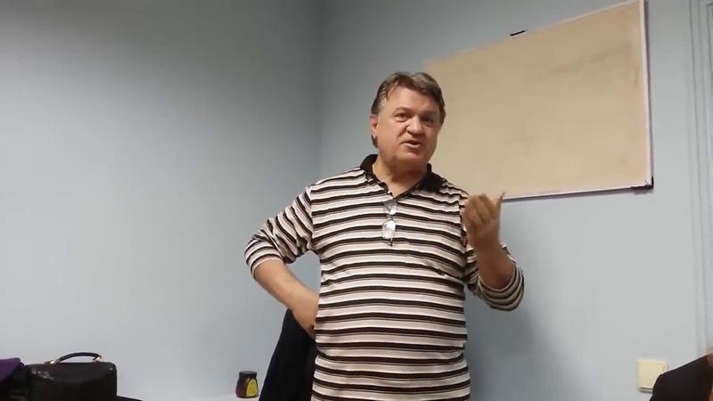ч.2. Лекция о СССР. В.С. Рыжов в Петербурге 2016. 10. 21.