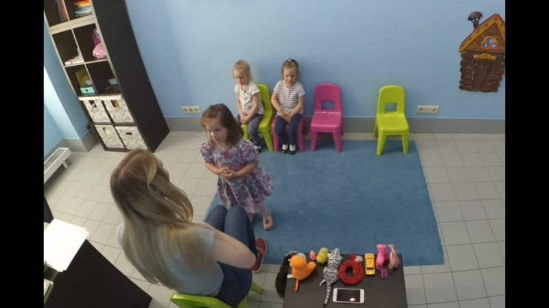 I can sing (дети 3 года)