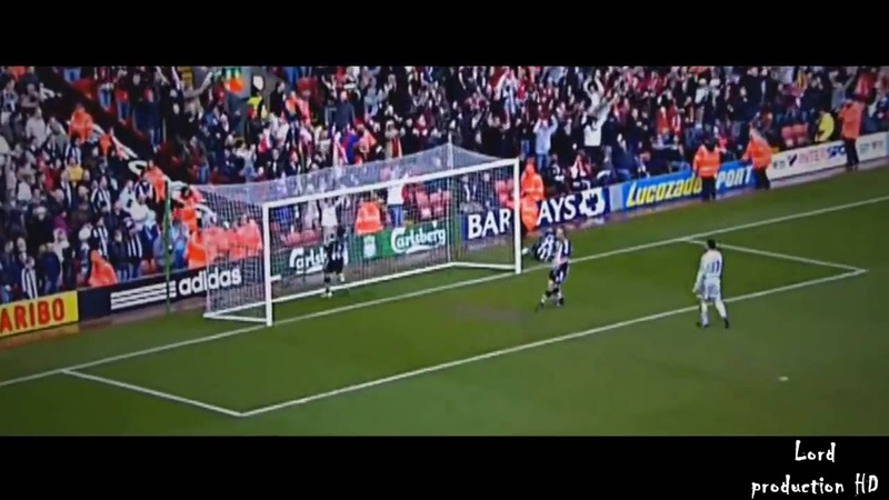 Фернандо Торрес Лучшие голы за 'Ливерпуль'