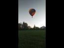 Полет на воздушном шаре в Витебске