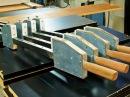 Homemade bar clamps