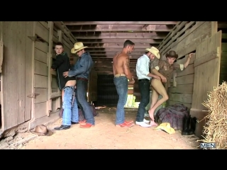 Going west part 3. johnny rapid, hunter page, cooper reed, chris bines  jack ki