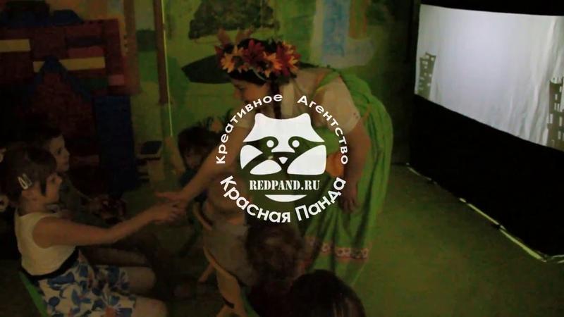 Выездной Теневой Театр для детей l Красная Панда г. Екатеринбург