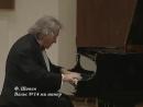 M. Voskresensky - Chopin - Etude gis-moll Op.25 No.6 Valse e-moll Op. Posth