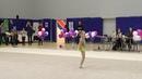 Художественная гимнастика дети Бардова Арина