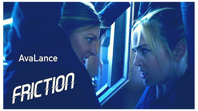 Legends of Tomorrow || Sara Lance and Ava Sharpe || Friction