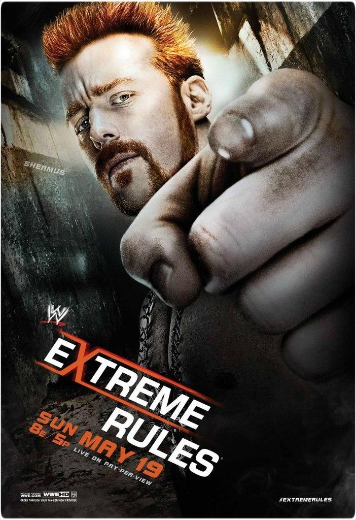 Оценки WON к Extreme Rules 2013