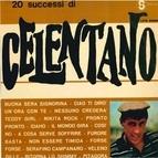 Adriano Celentano альбом 20 Successi di Celentano
