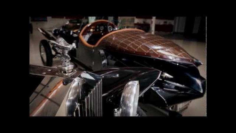 1937 Rolls-Royce Boat Tail Speedsters - Jay Leno's Garage
