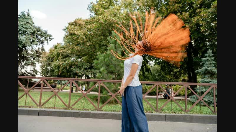 Смена имиджа для Натальи Студия Афропричесок в Полтаве Мастер Парикмахер модельер Анастасия Молодчая ВК