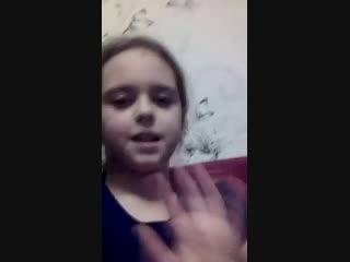 Ангелина Фёдорова - Live