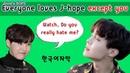 [Eng/Kor]Everyone loves j-hope except you 당신을 제외한 모두가 j-hope을 좋아한다