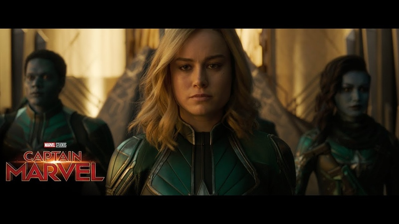 Marvel Studios Captain Marvel | Play TV Spot