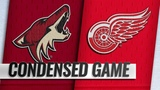 111318 Condensed Game Coyotes @ Red Wings