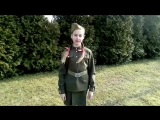 Софья  Скоморохова  посвятила видео ролик   своему прадедушке Корникову Ивану Андреевичу!