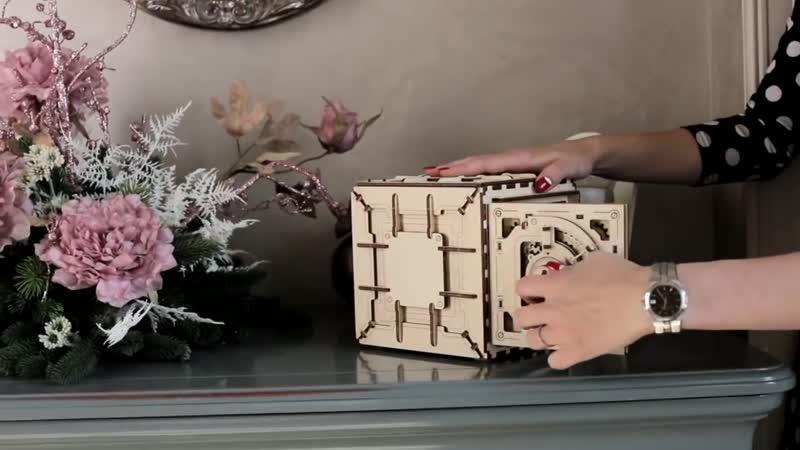 Видеообзор модели Сейф