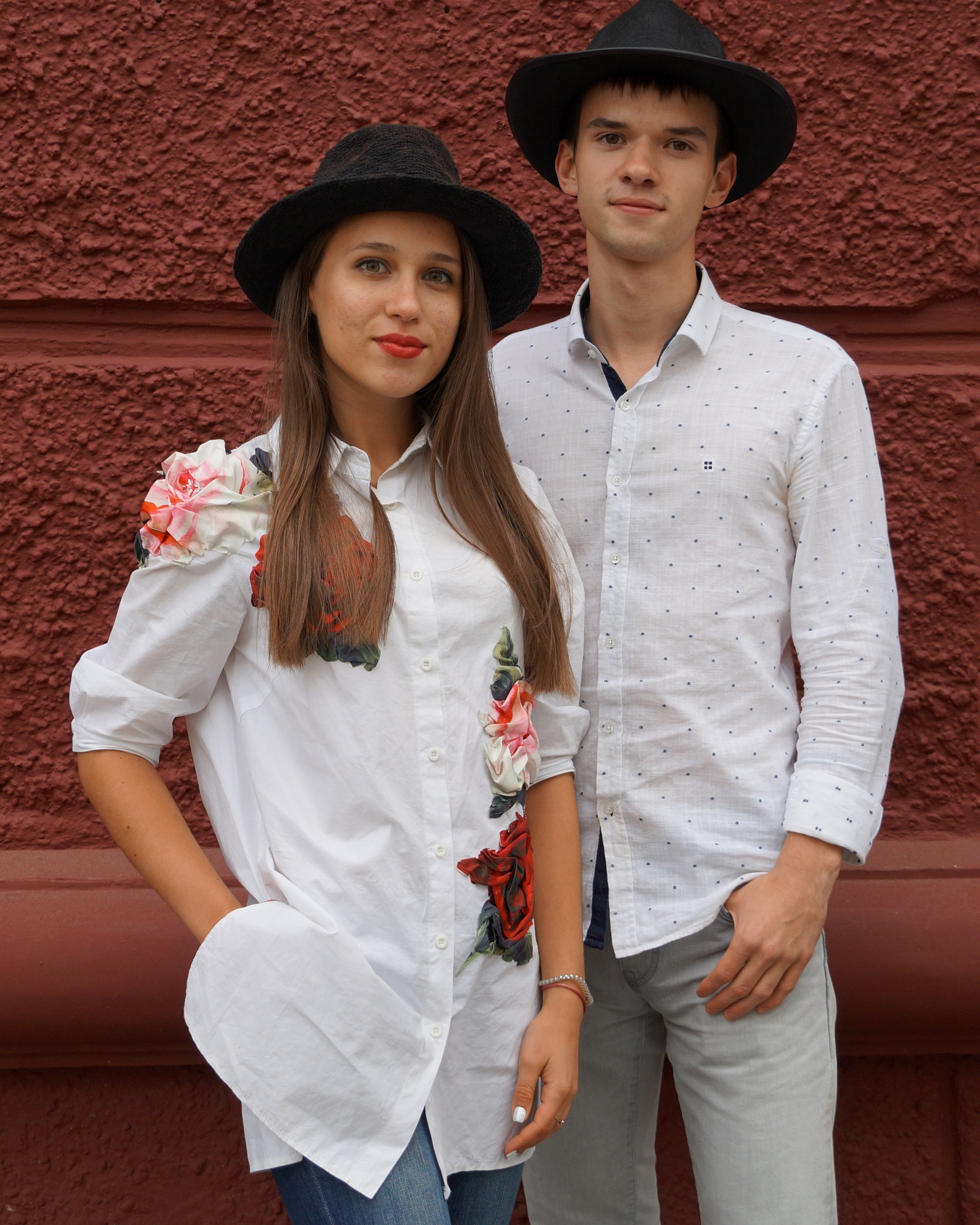 Загоровский Михаил и Петришена Алина