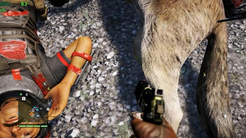 Far Cry 4 и мертвый армеец