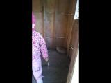 Аминочка в домике
