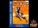 Alien Soldier Прохождение Sega Rus