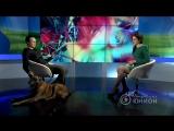 Юлия Чичерина в программе Беседа.