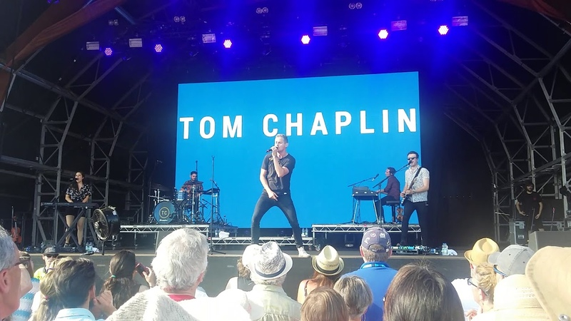Tom Chaplin - QUICKSAND (Live at Hyde Park - Sunday 15th July 2018)