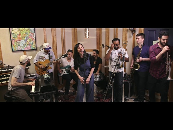 Footloose - Kenny Loggins - FUNK cover featuring Dannielle Deandrea