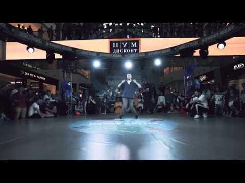 Renat L'eto STREET BEAT x ASICSTiger Dance Battle 2018