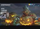 Overwatch Фарм хеллоуинских сундуков 2018! Выпадет ли облик на Мойру