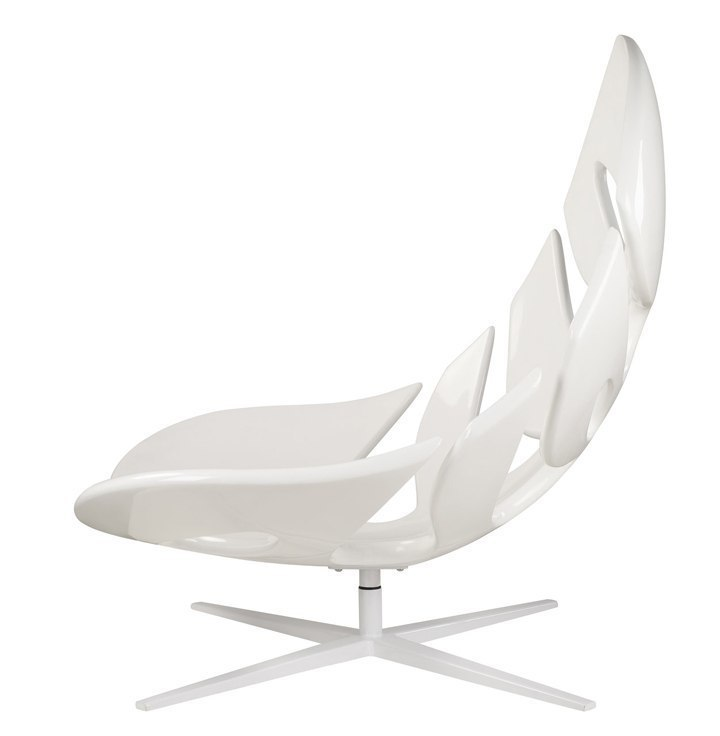 Monstera lounge chair by Philip Ahlströmт #Мебель#кресло#дизайн